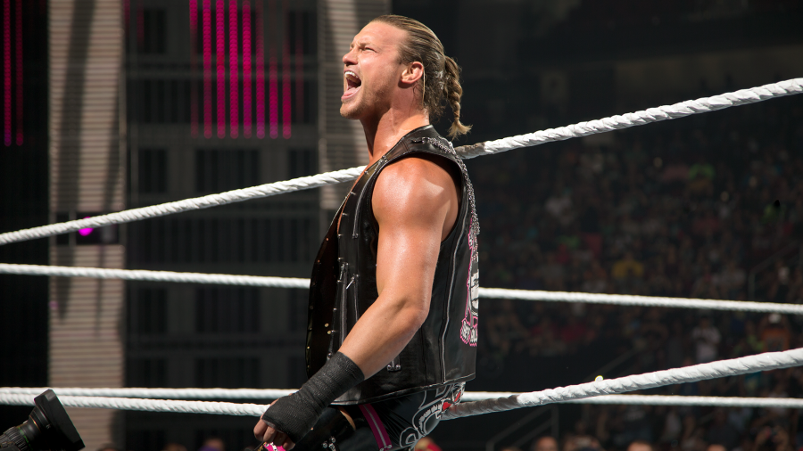 Dropping The Ball – Dolph Ziggler
