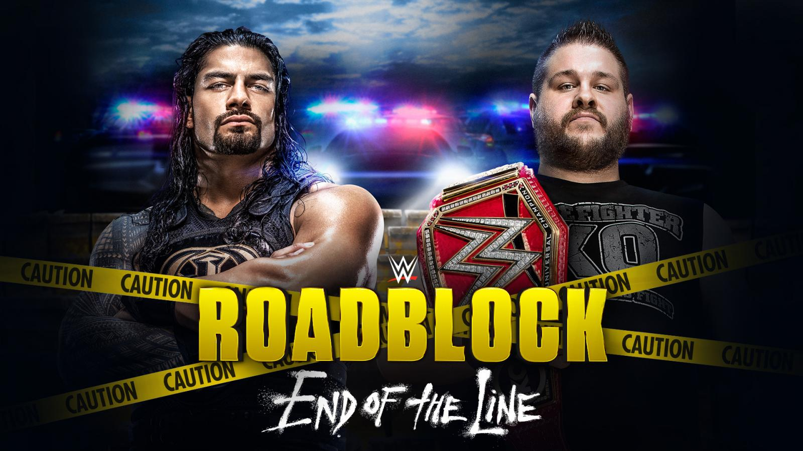 WWE Roadblock: End of Line Predictions
