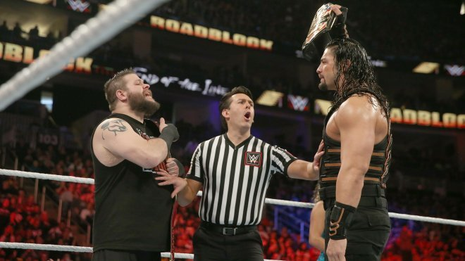 WWE Roadblock: End of the Line Review 12/19/2016