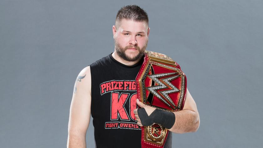 Fantasy Booking – Kevin Owens Universal Title Reign