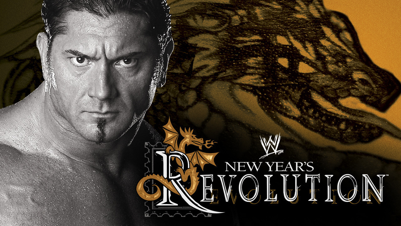 New Years Revolution 2005 Review