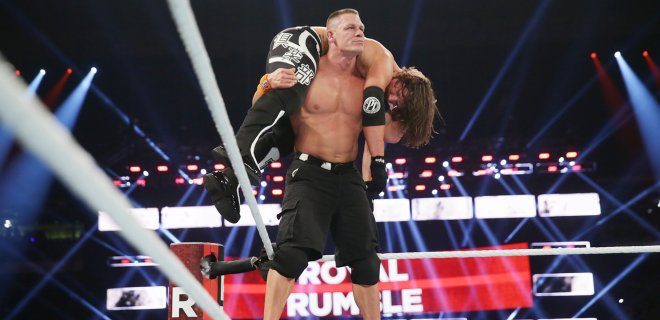 WWE Royal Rumble 2017 Review 01/29/2017