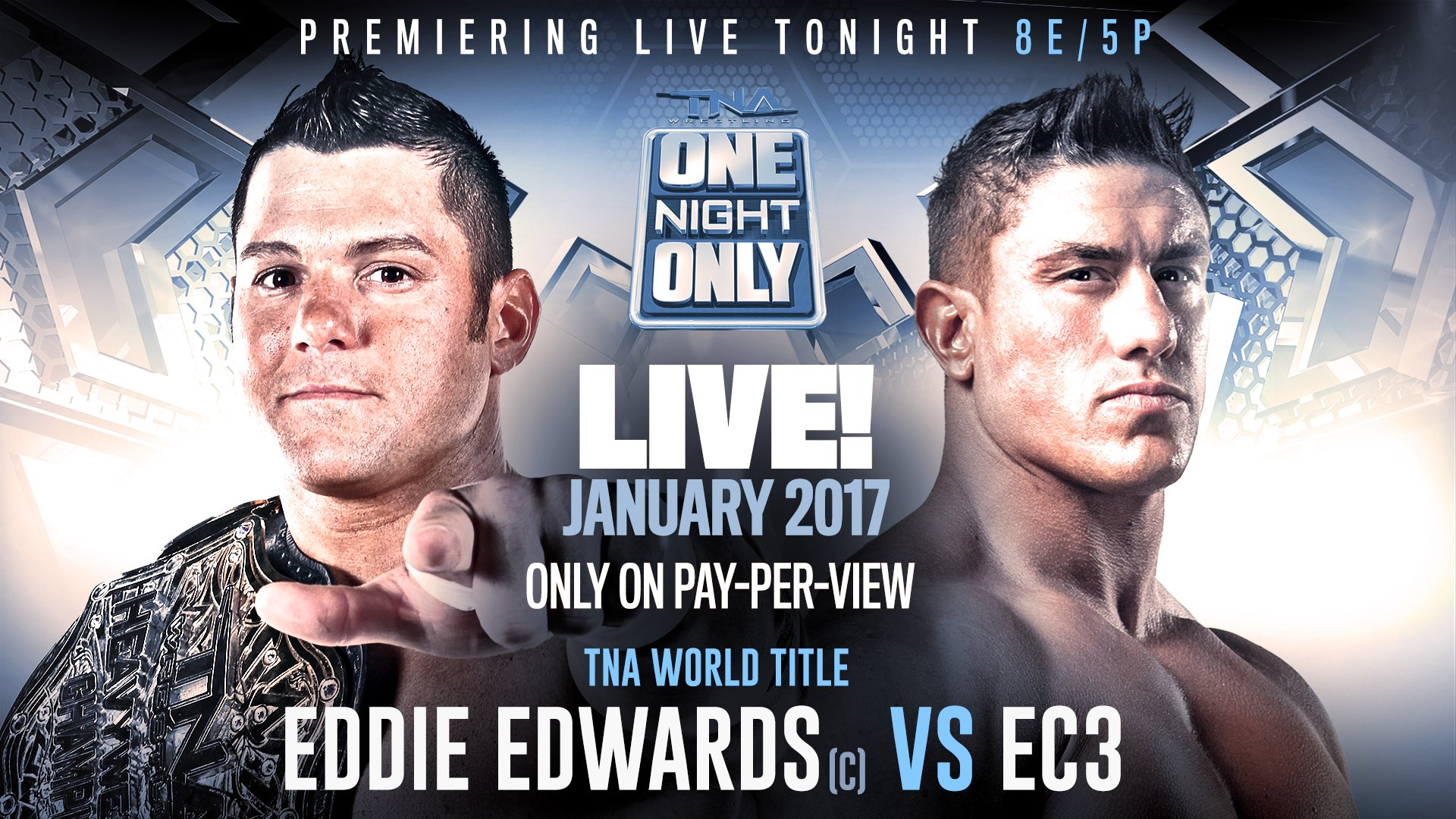 Jordan's TNA One Night Only 1/6/17 Review