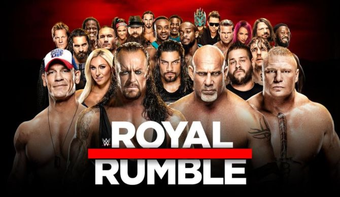 WWE Royal Rumble 2017 Predictions