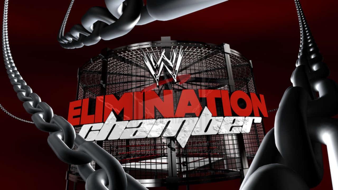 Fantasy Booking: WWE Championship Elimination Chamber