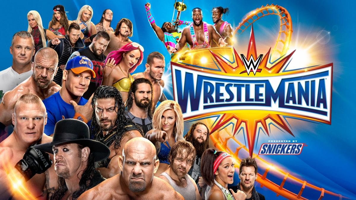 WWE Wrestlemania 33 Predictions