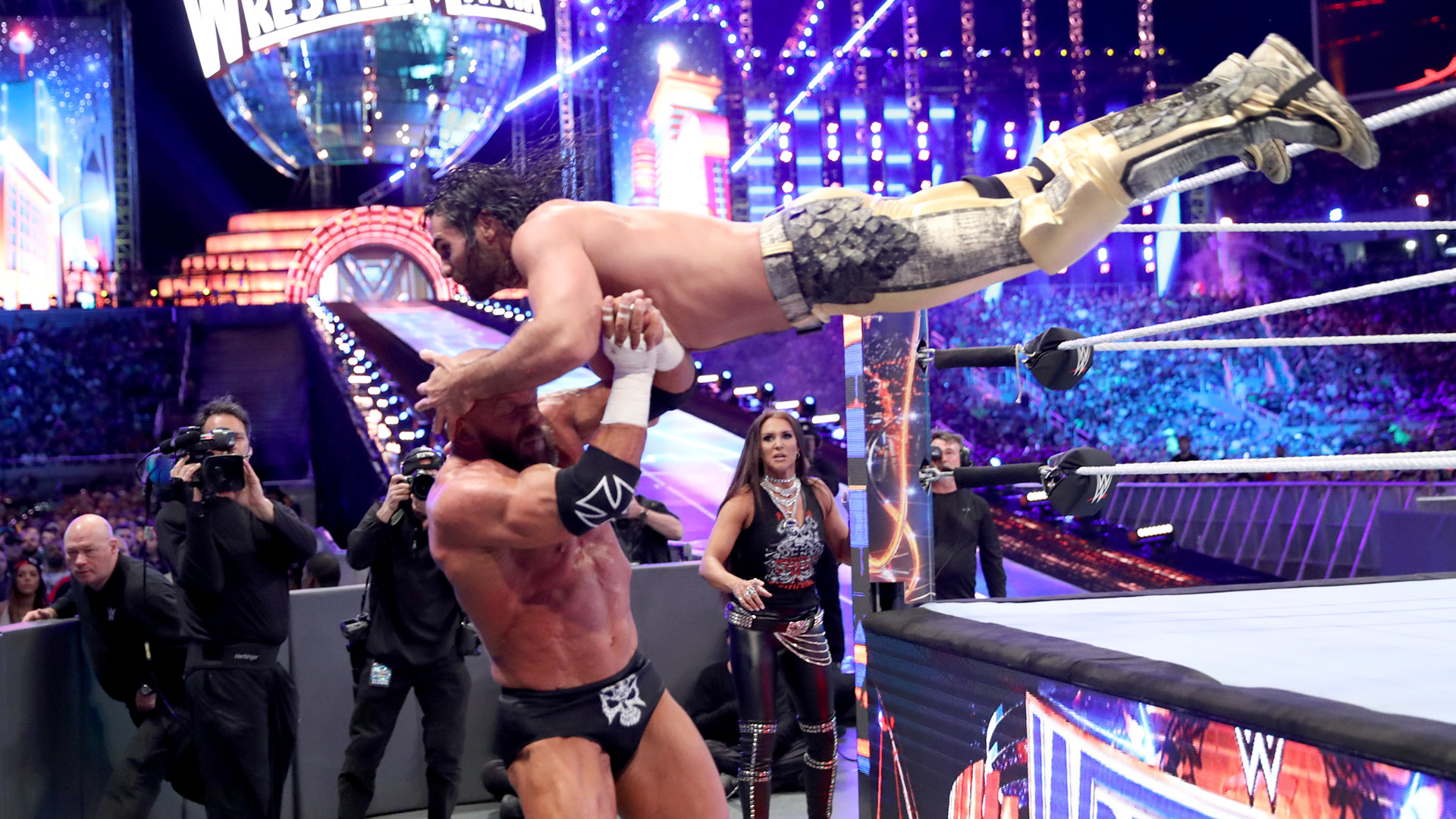 Wrestlemania Retrospect: The Three Matches That Left a Lasting Impression