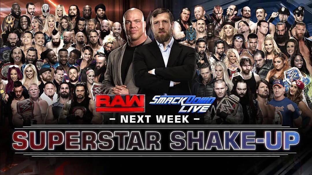 Superstar Shake-Up Predictions