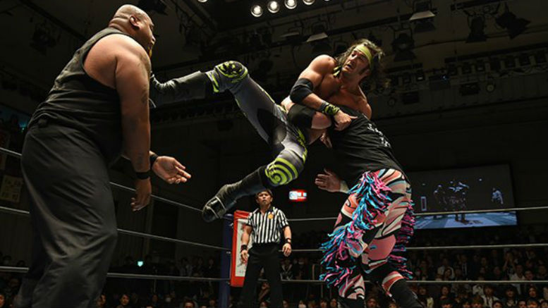 Jordan's Road to Sakura Genesis 4/4/17 Review