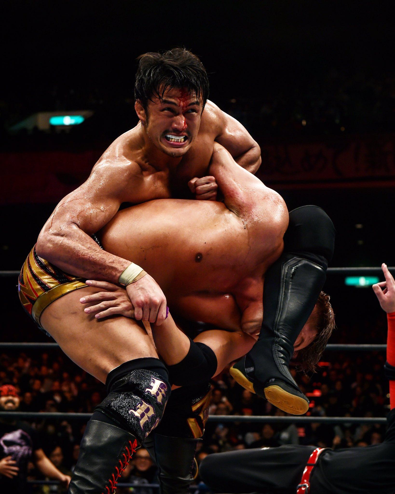 Jordan's NJPW Sakura Genesis 2017 Review