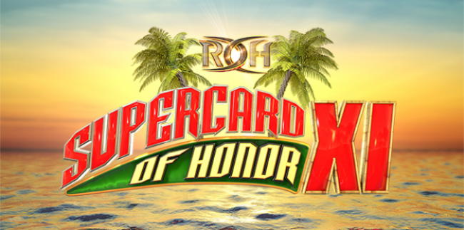 ROH Supercard of Honor XI Review