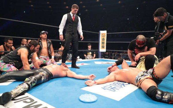 NJPW Dominion Review 06/11/17