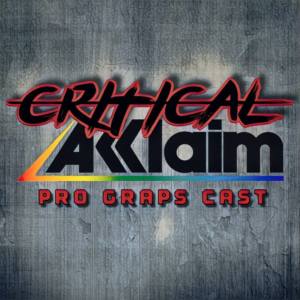 Critical Acclaim Episode 1 w/ ThrillinVillain