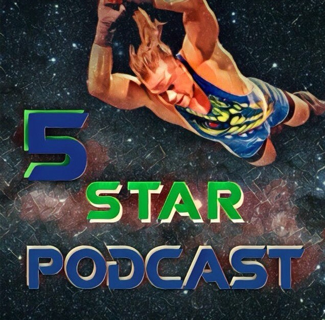 5-Star Podcast: Episode 1 – Suzuki VS Tanahashi w/ @NotoriousDAR