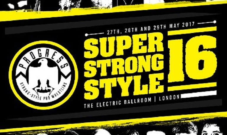PROGRESS Chapter 49: Super Strong Style 16 Day One 4/27/2017 Review