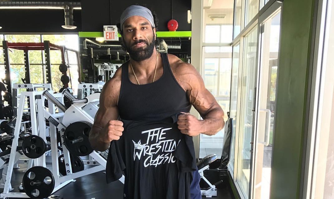 The Wrestling Classic Q&A Live Stream with Jinder Mahal