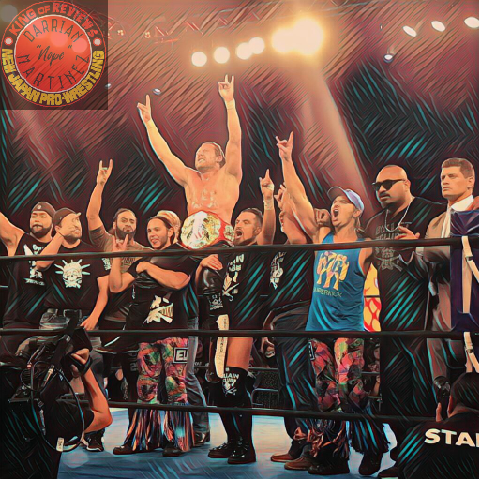 The NJPW Review: G1 Long Beach Special Night 2 07/02/2017