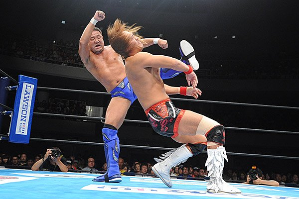 Jordan's NJPW G1 Climax 2017 Day 7 Review