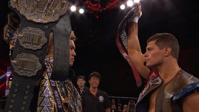 The NJPW Review: G1 Long Beach Special Night 1 07/01/2017