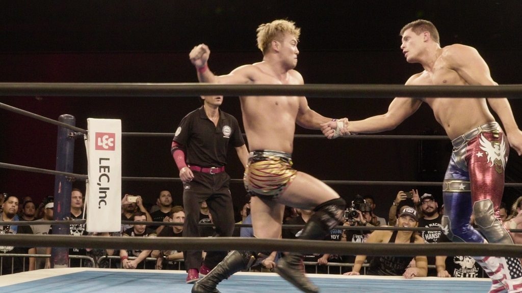Jordan's NJPW G1 Special 7/1/17 Review