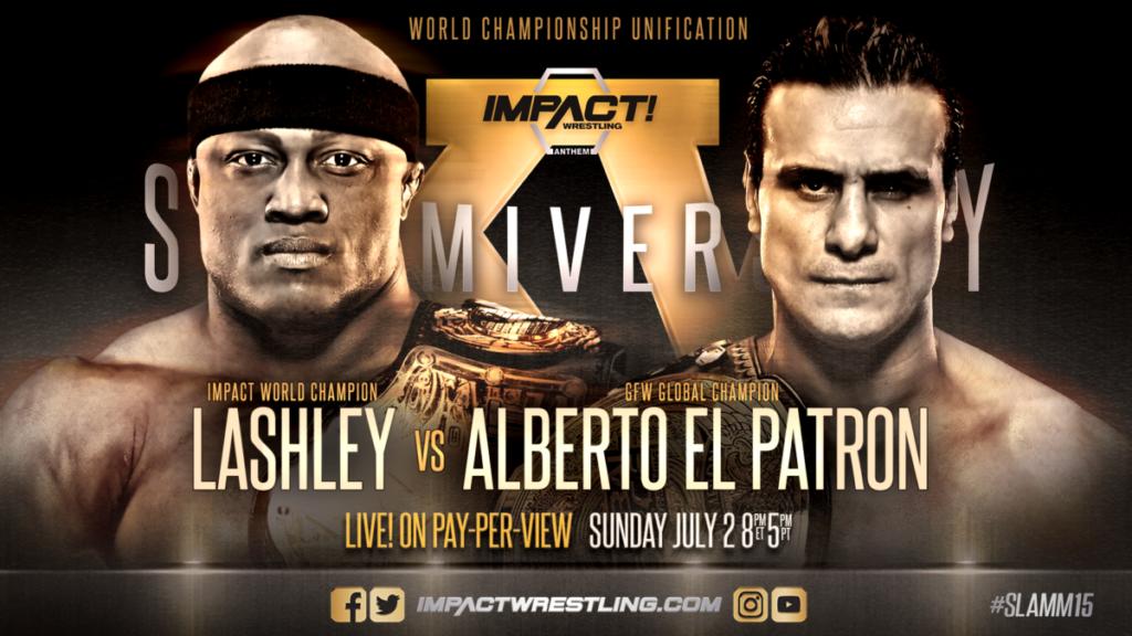 TNA Impact Wrestling/GFW Slammiversary 2017 Review