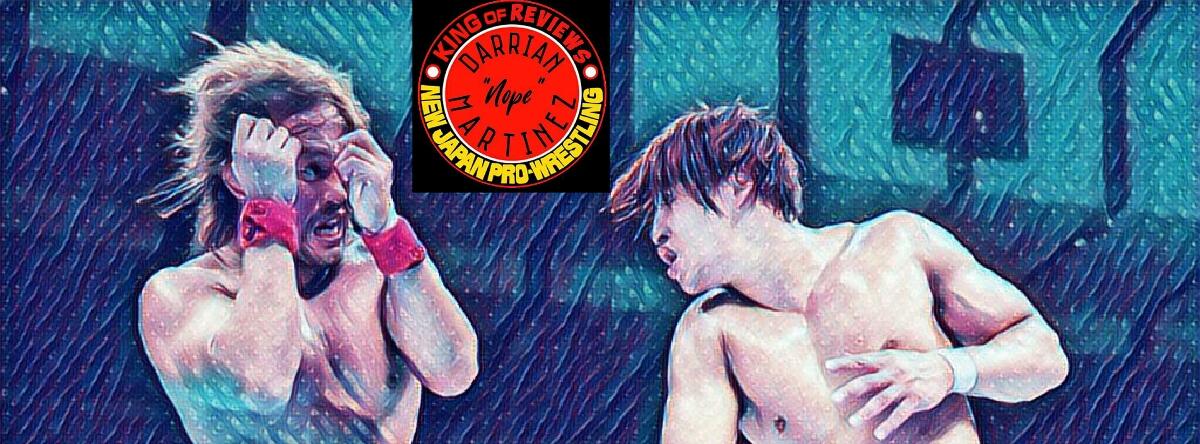 NJPW G1 Climax Day 1 07/17/2017