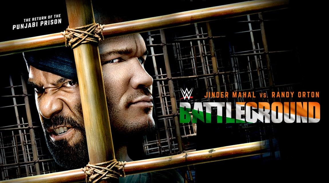 WWE Battleground 2017 Predictions