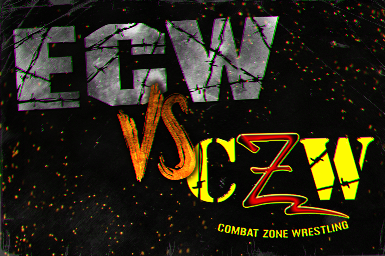 Fantasy Booking with The Gun – ECW vs. CZW Supershow