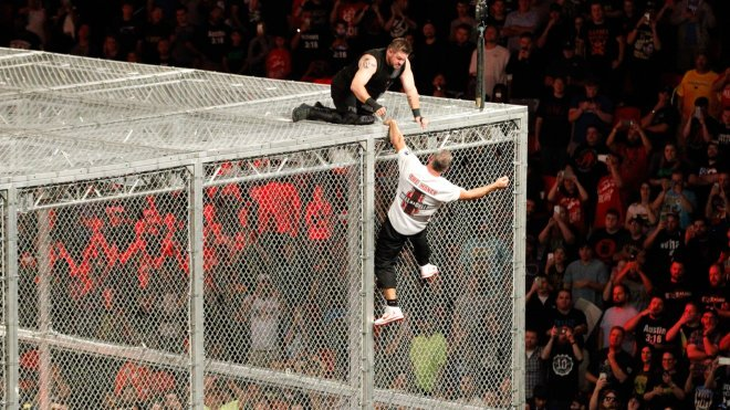WWE Hell in a Cell 2017 Review 10/09/2017