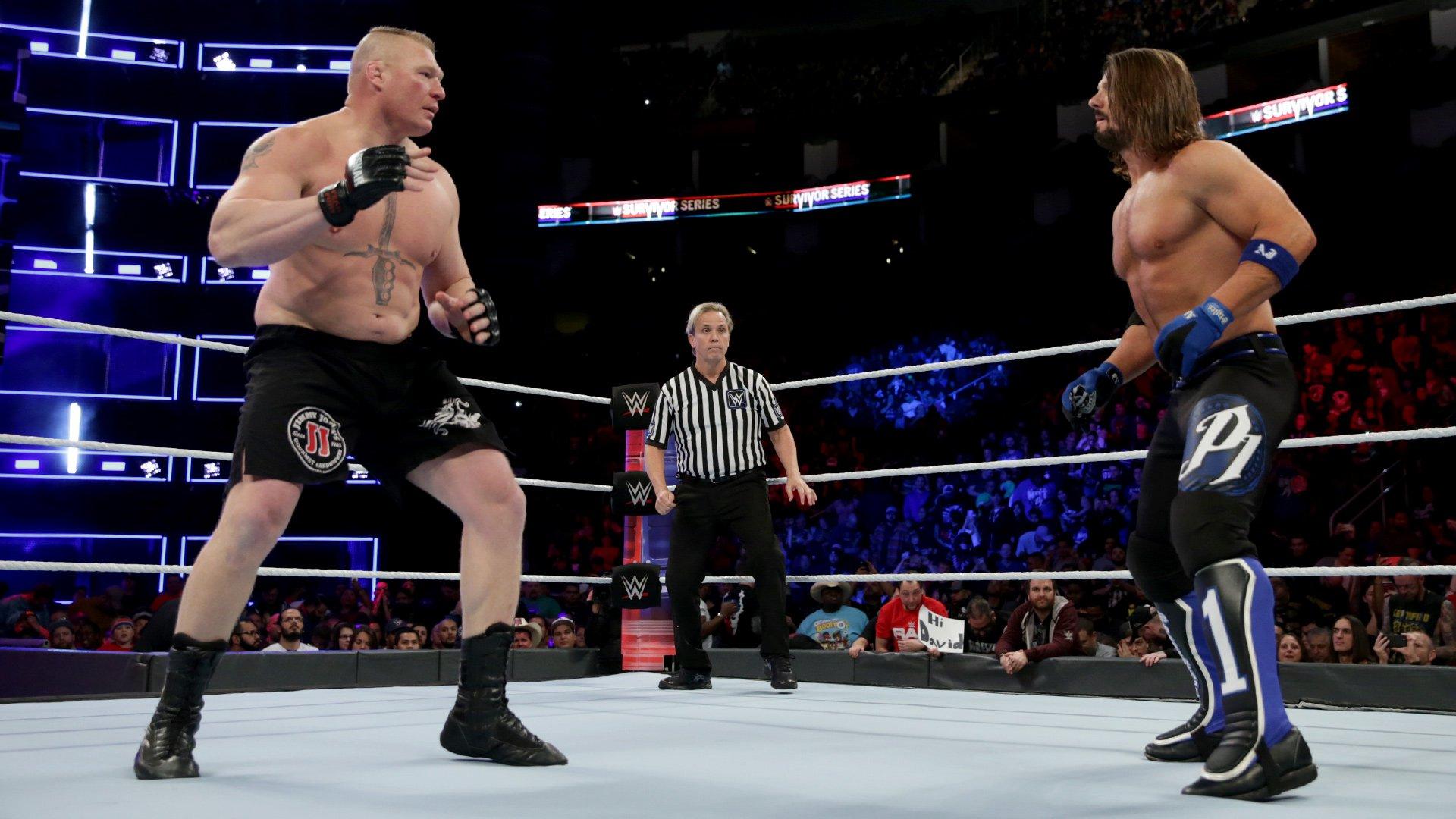 WWE Survivor Series 2017 Review 11/19/2017