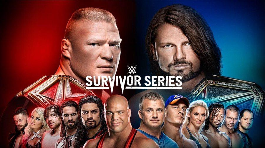 WWE Survivor Series 2017 Predictions