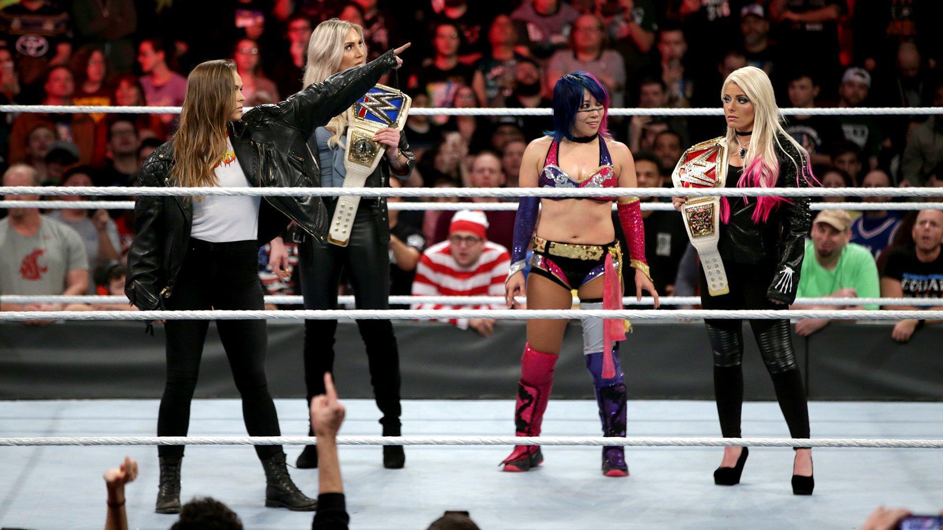 WWE Royal Rumble Review 01/28/2018