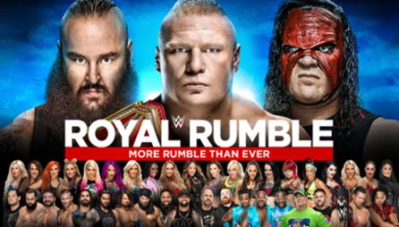 WWE Royal Rumble 2018 Predictions
