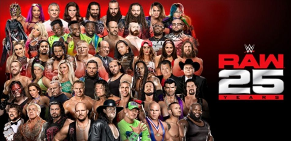 Raw Review 01/22/2018