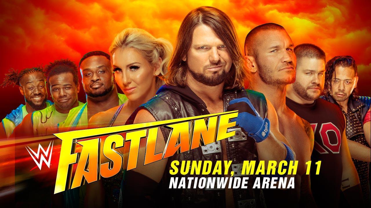 WWE Fastlane 2018 Predictions