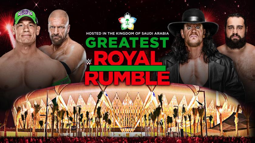 WWE The Greatest Royal Rumble Predictions