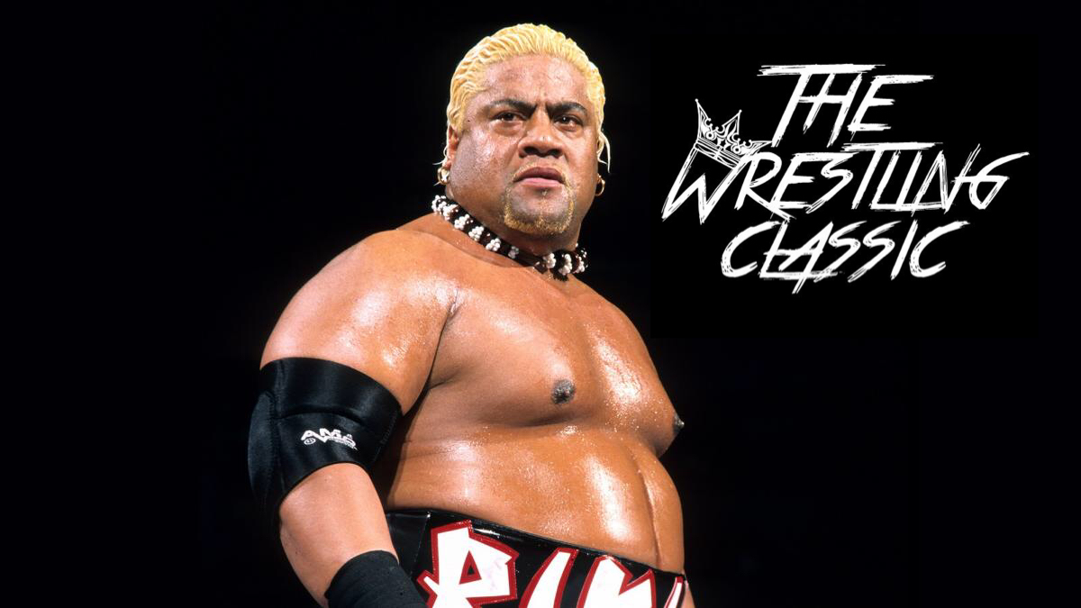 Q&A Livestream with WWE Hall of Famer Rikishi 04/26/2018