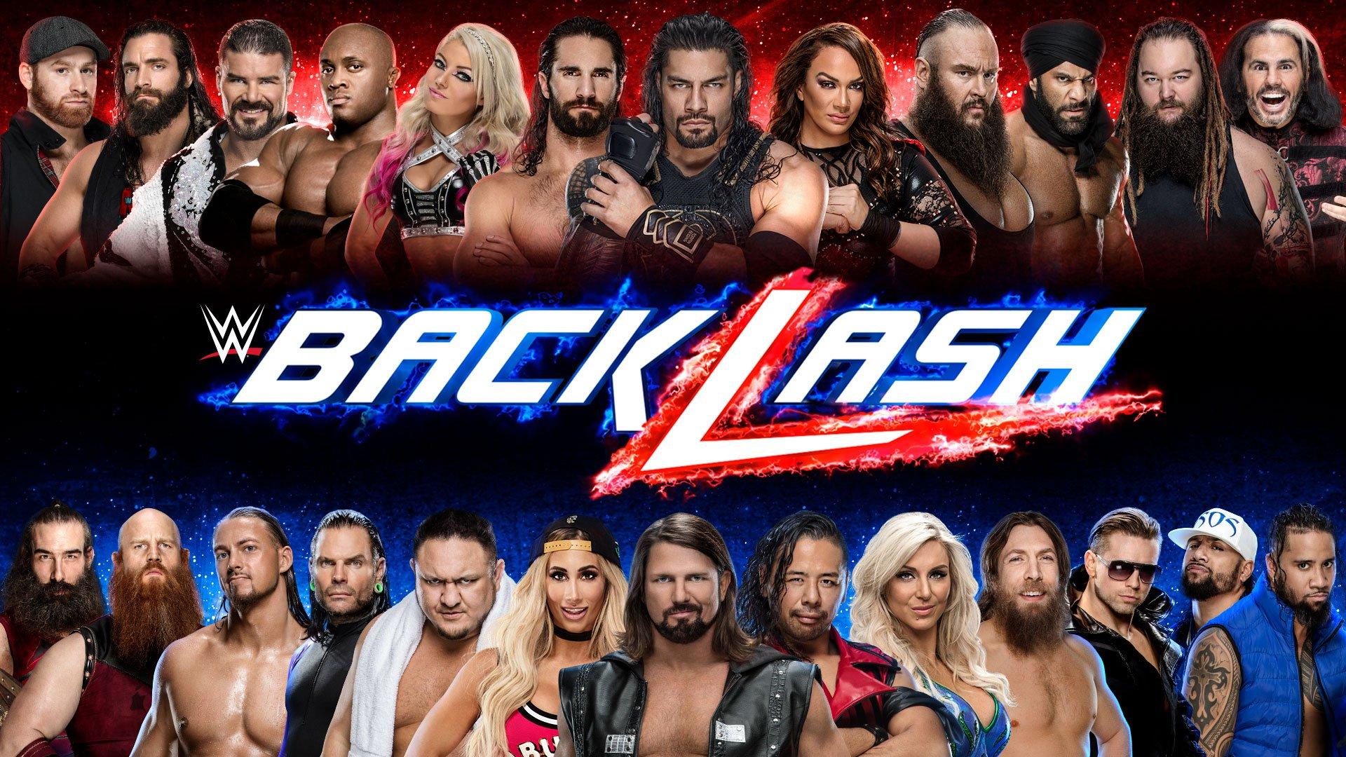 WWE Backlash 2018 Predictions