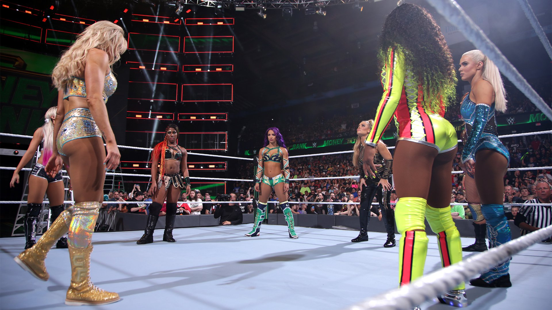 WWE Money in the Bank Review 06/17/2018