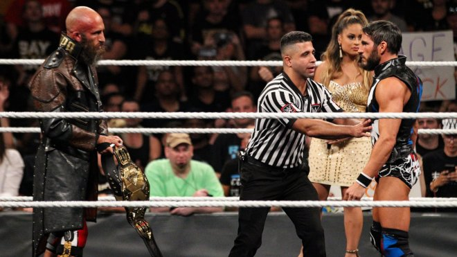 NXT Takeover: Brooklyn IV Review 08/18/2018
