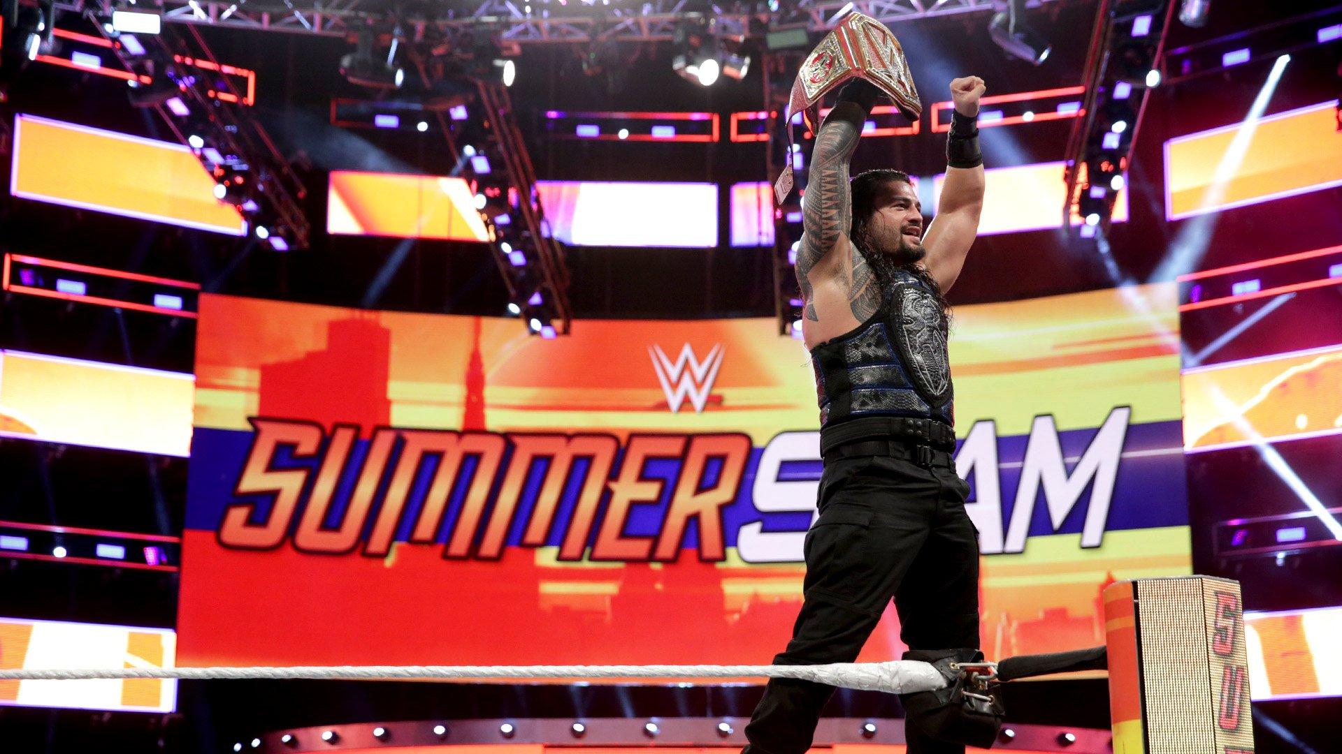 WWE Summerslam 2018 Review 08/19/2018