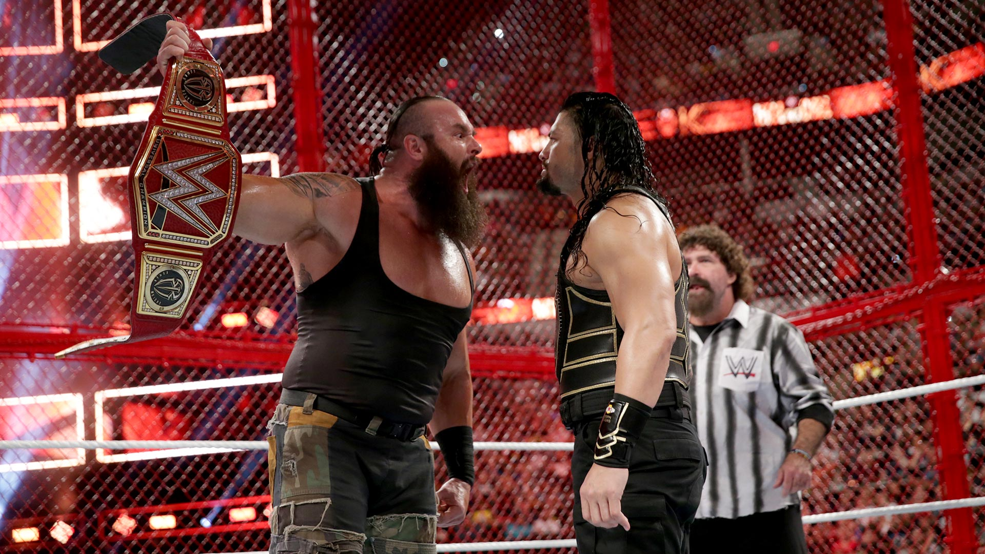 WWE Hell in a Cell Review 09/16/2018