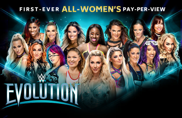 WWE Evolution 2018 Predictions