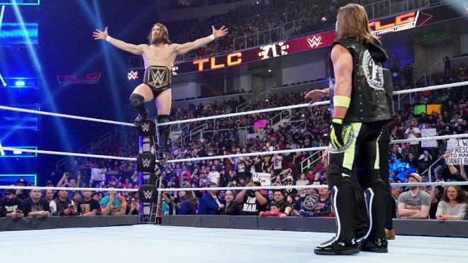 WWE TLC Review 12/16/2018