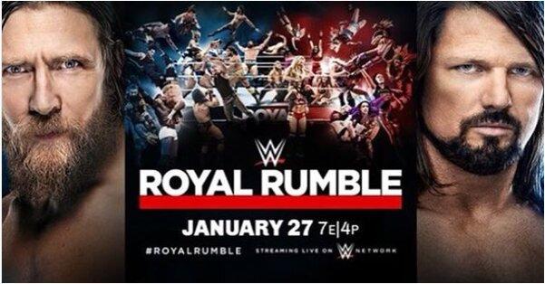 WWE Royal Rumble 2019 Predictions