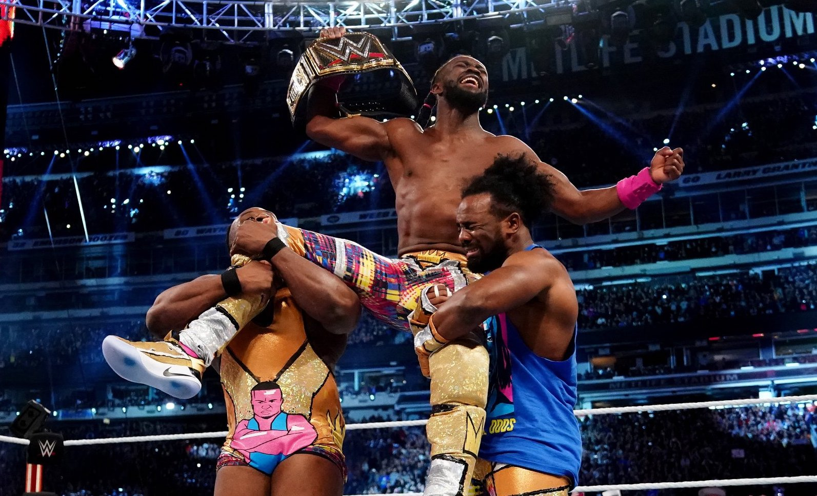 WWE Wrestlemania 35 Review 04/07/2019