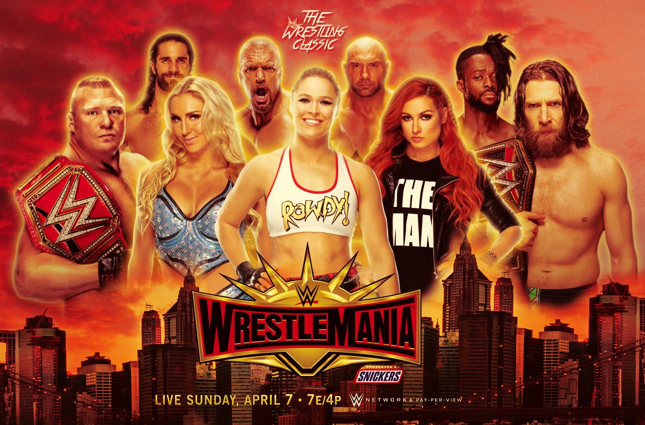 WWE Wrestlemania 35 Predictions