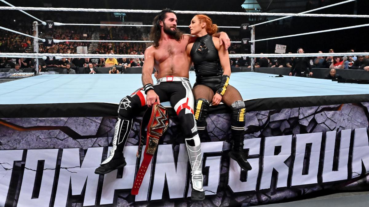 WWE Stomping Grounds Review 06/23/2019