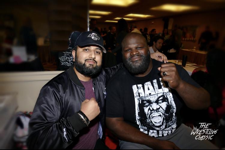 The Wrestling Classic at LAX Fan Fest 02/29/2020