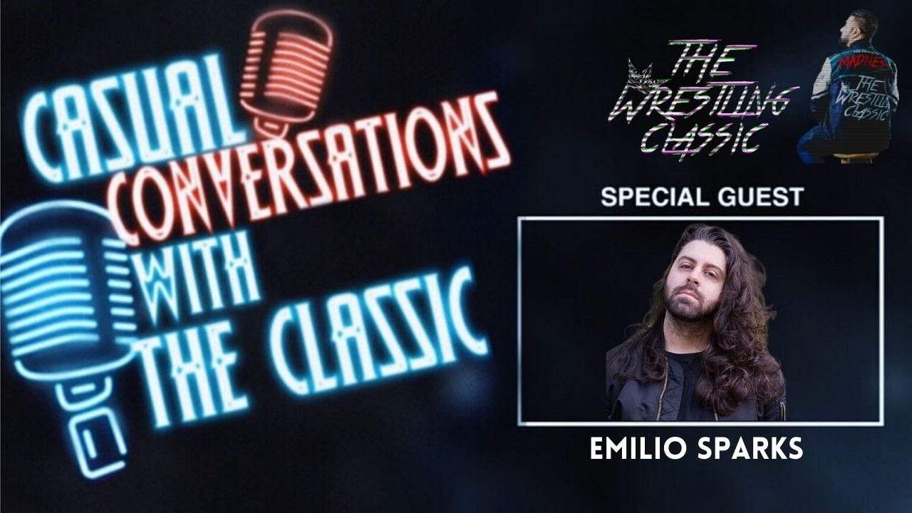 Casual Conversations with The Classic – Emilio Sparks